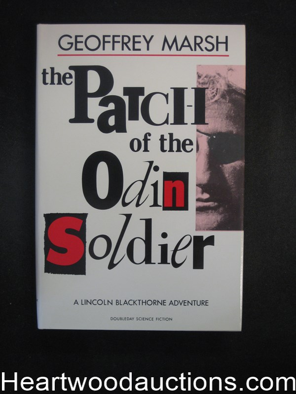 The Patch of the Odin Soldier by Geoffrey Marsh Signed