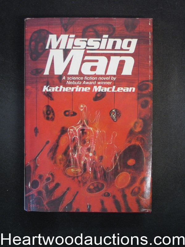 Missing Man by Katherine MacLean