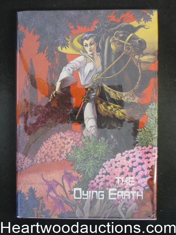 The Dying Earth by Jack Vance  Unread Copy- High Grade