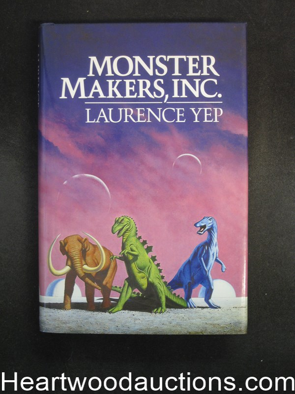 Monster Makers, Inc. by Laurence Yep Unread Copy