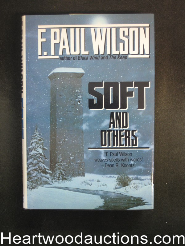 Soft and Others by F. Paul Wilson (Signed)