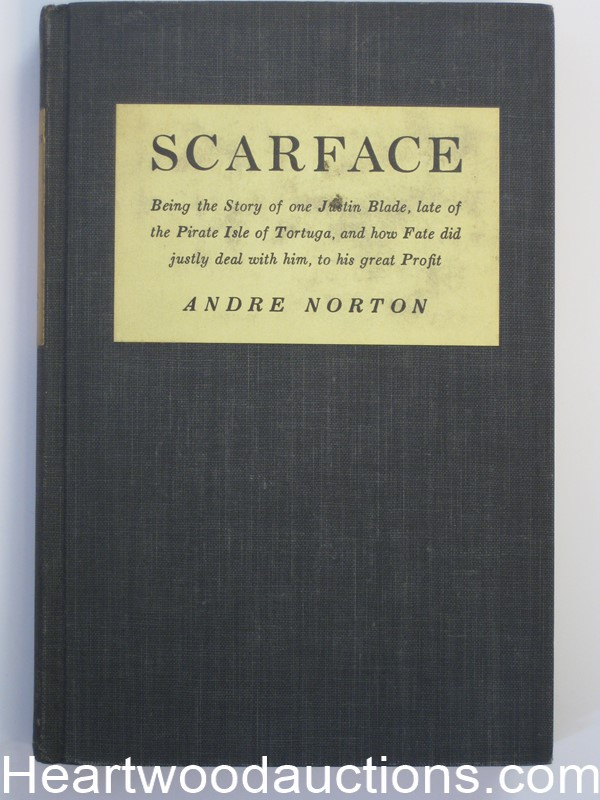 Scarface by Andre Norton
