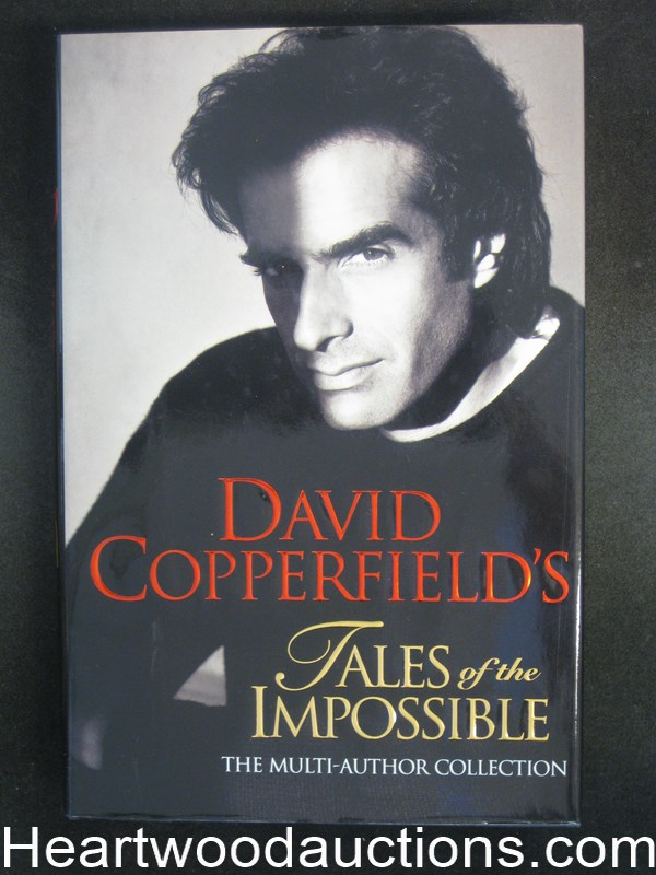 Tales of the Impossible by David Copperfield Unread Copy