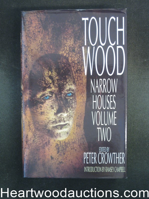 Touch Wood by Peter Crowther- High Grade