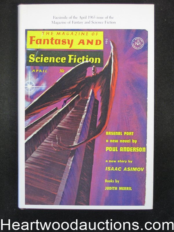 The Magazine of Fantasy and Science Fiction by Edward L. Ferman