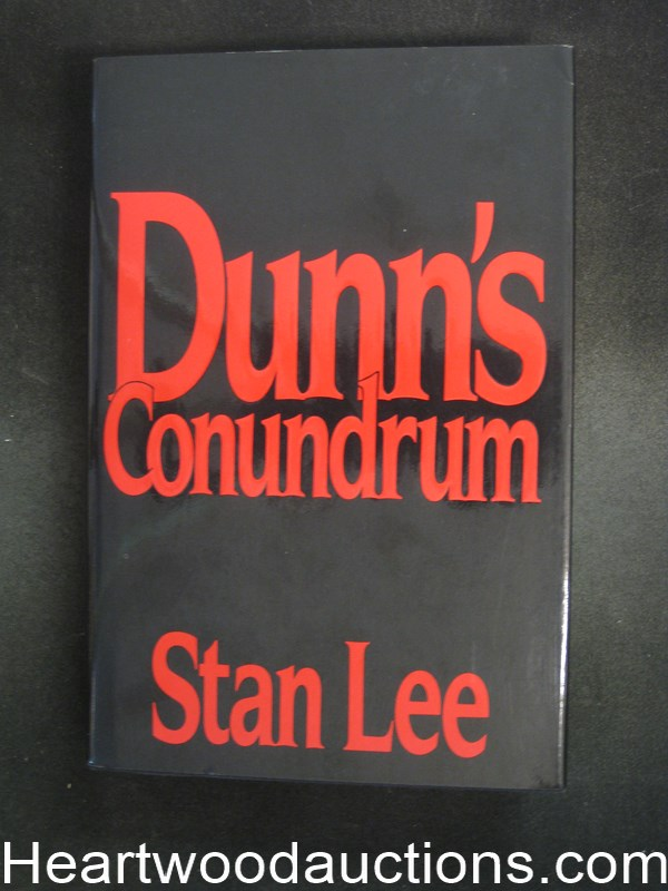 Dunn's Conundrum by Stan Lee- High Grade