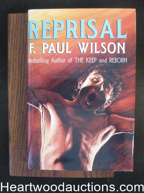 Reprisal by F. Paul Wilson (Signed) Limited