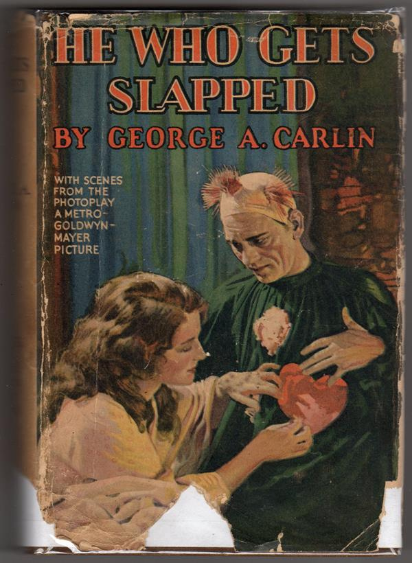 He Who Gets Slapped by George A. Carlin (Photoplay Edition)