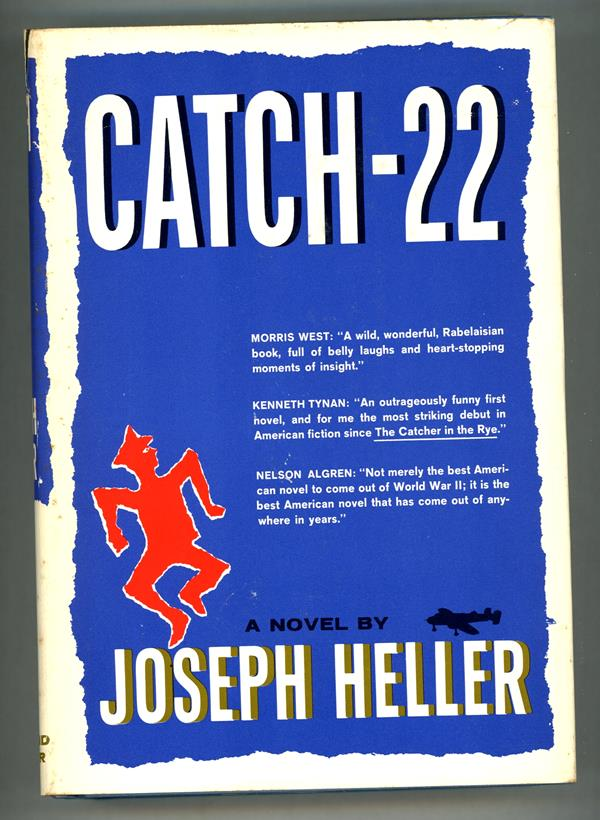 Catch-22 by Joseph Heller Signed