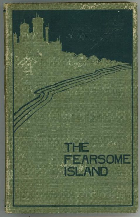 The Fearsome Island by Albert Kinross (First edition)