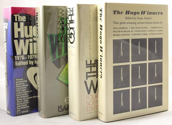 The Hugo Winners (4 books) 1962-1979 by Isaac Asimov
