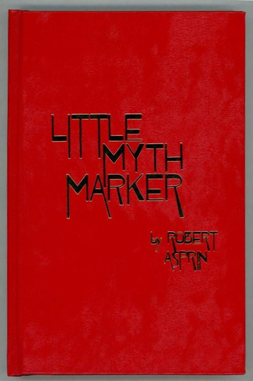 Little Myth Marker by Robert Asprin (Signed) First Edition- High Grade