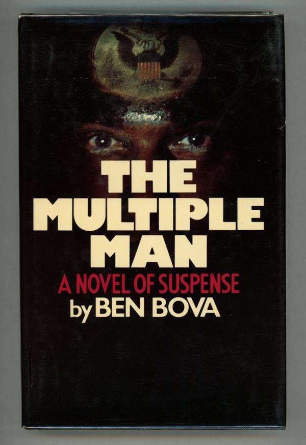 The Multiple Man by Ben Bova (First Edition)