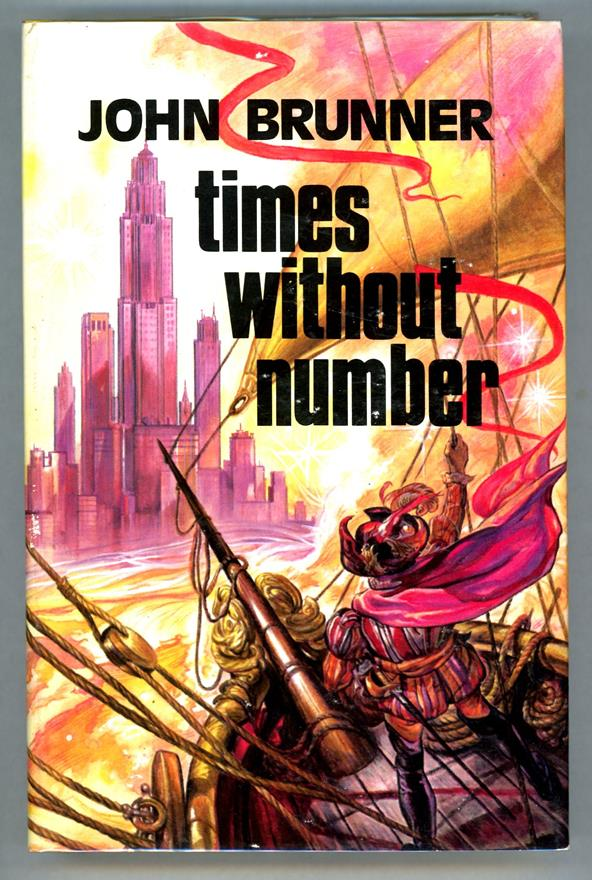Times Without Number by John Brunner  - High Grade