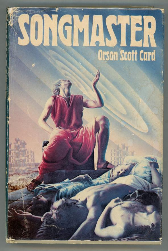 Songmaster by Orson Scott Card (Signed & Inscribed)