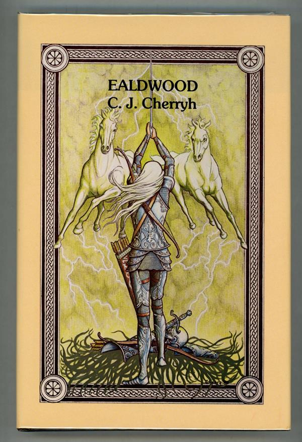 Ealdwood by C.J. Cherryh & David Cherry Art (Signed, Limited)- High Grade
