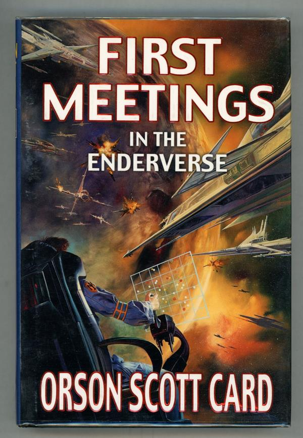 First Meetings by Orson Scott Card (Signed, First edition)
