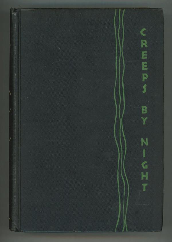Creeps by Night by Dashiell Hammett (First edition)