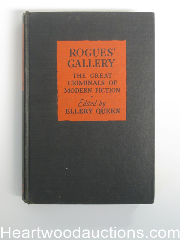 Rogues' Gallery by Ellery Queen