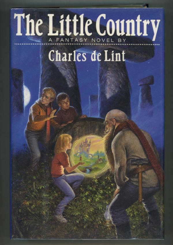 The Little Country by Charles de Lint (First Edition)