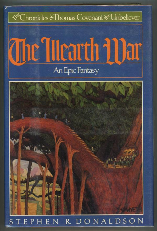 The Illearth War by Gordon R. Dickson (Signed, First)