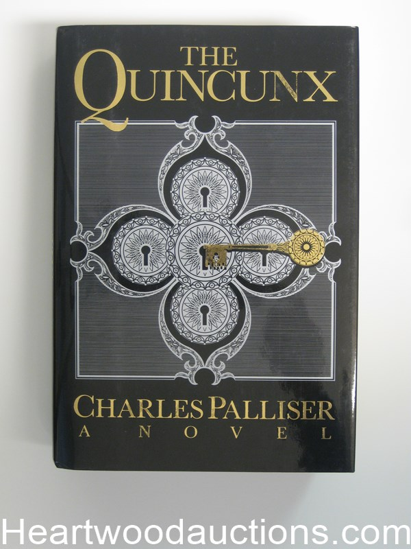 The Quincunx by Charles Palliser- High Grade