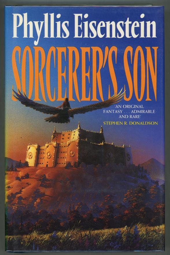 Sorcerer's Son by Phyllis Eisenstein (Signed, First Edition)- High Grade