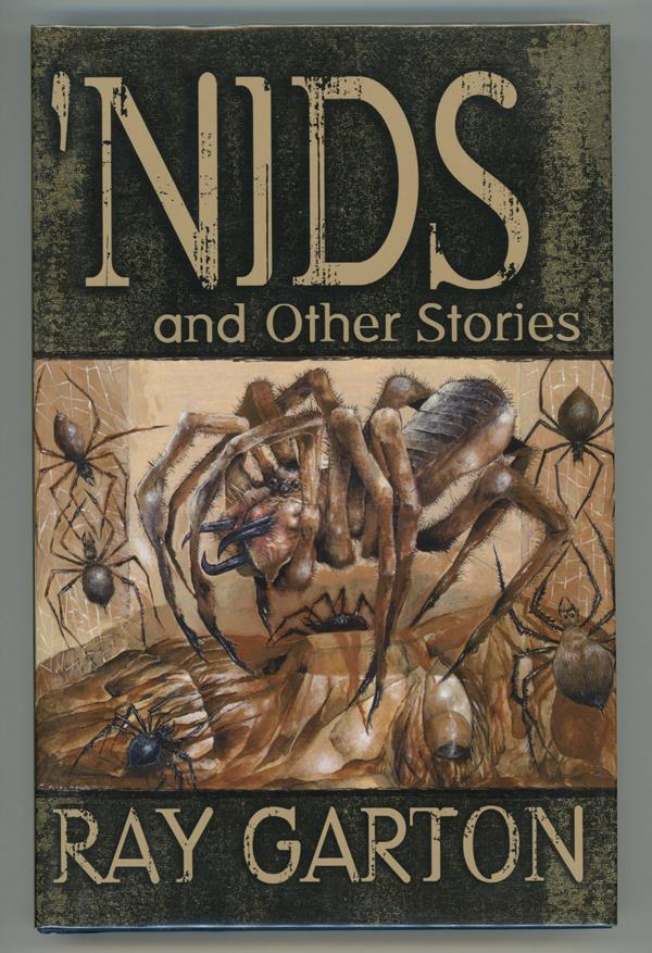 NIDS and Other Stories by Ray Garton (Signed, Limited)- High Grade