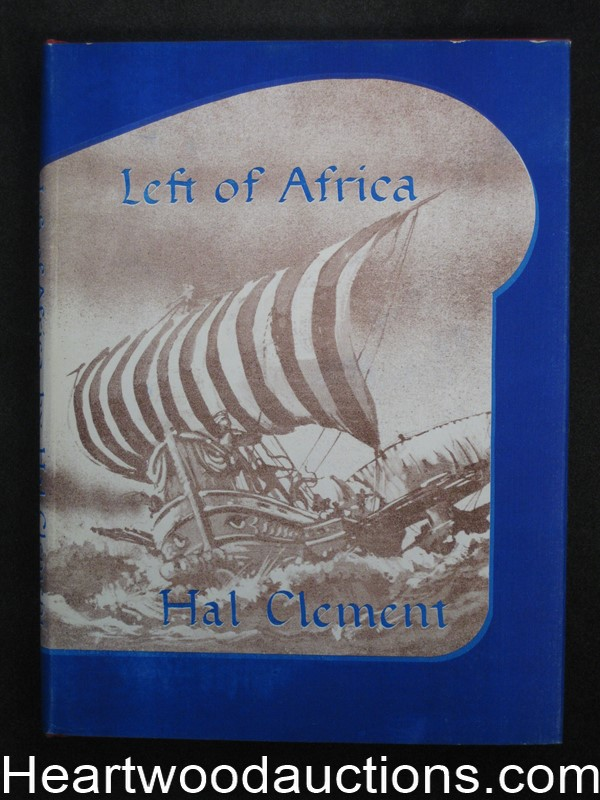 Left Of Africa by Hal Clement- High Grade