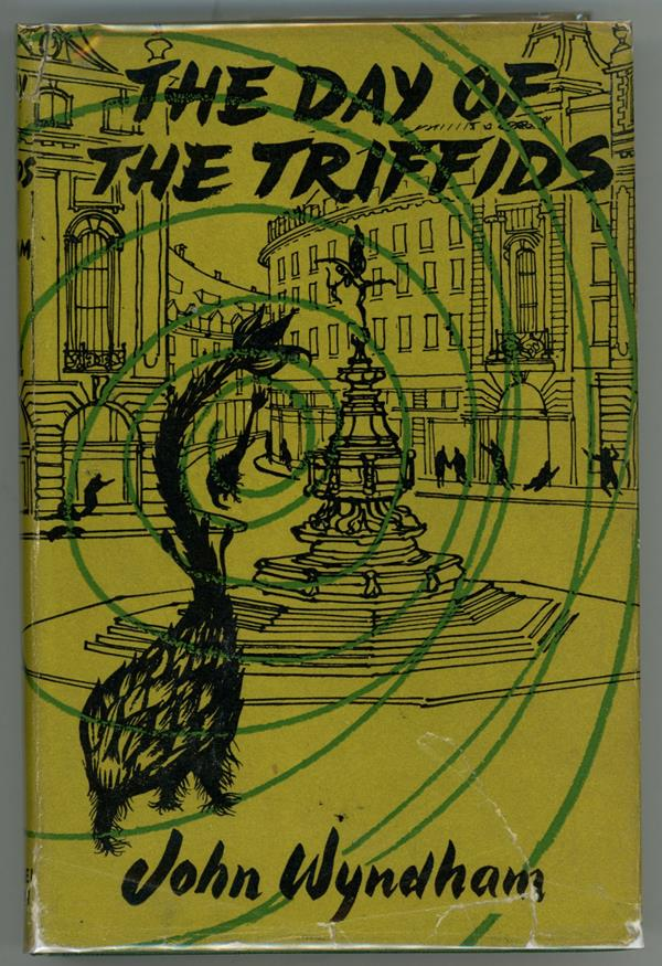 an analysis of the novel the day of the triffids by john wyndham parkes The day of the triffids book summary and study guide one day however a meteor shower leaves the entire population of earth john wyndham books note.