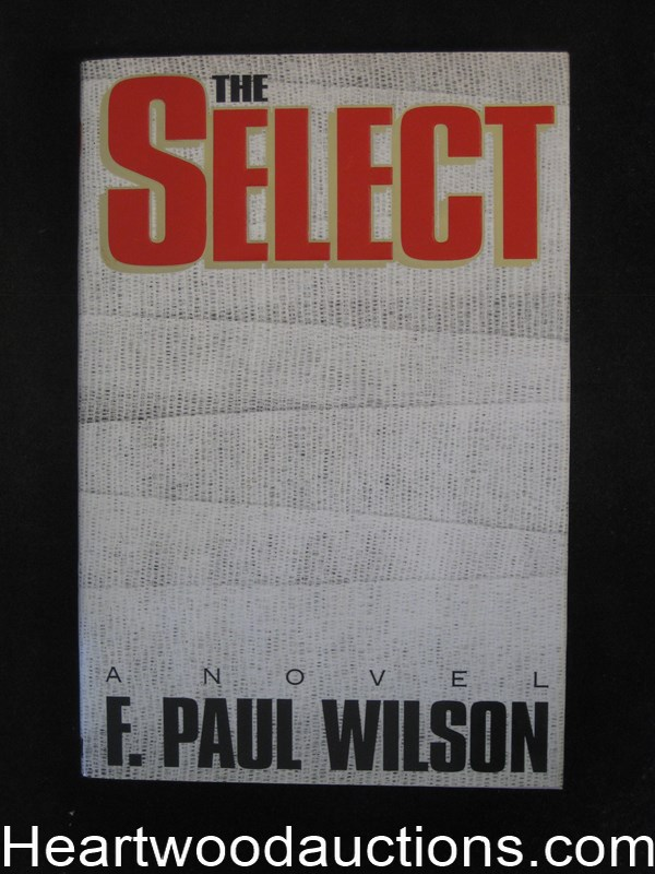 The Select by F. Paul Wilson- High Grade