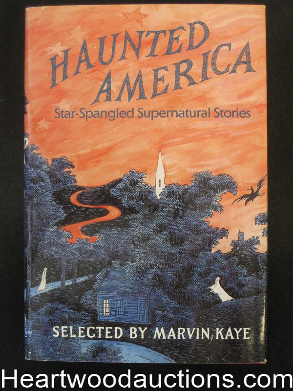 Haunted America by Marvin Kaye- High Grade