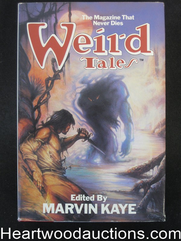 Weird Tales by Marvin Kaye- High Grade