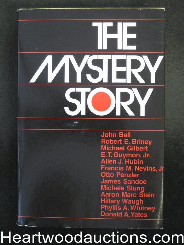 The Mystery Story by John Ball