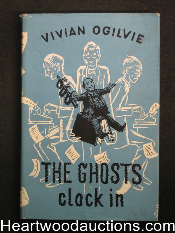 The Ghosts Clock In by Vivian  Ogilvie