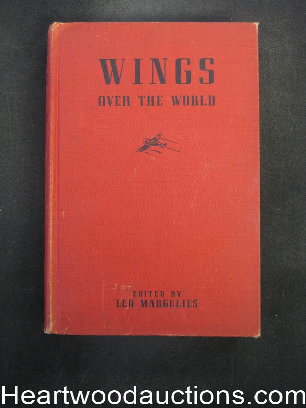 Wings Over The World by Leo  Marculies