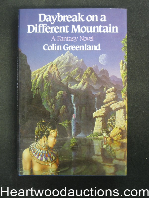 Daybreak on a Different Mountain by Colin Greenland- High Grade