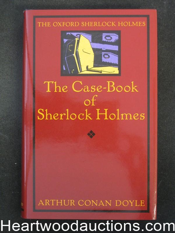 the case book of sherlock holmes by arthur conan doyle