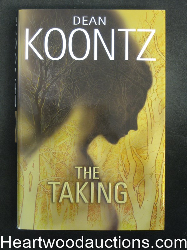 The Taking by Dean Koontz (Signed)(Inscribed)