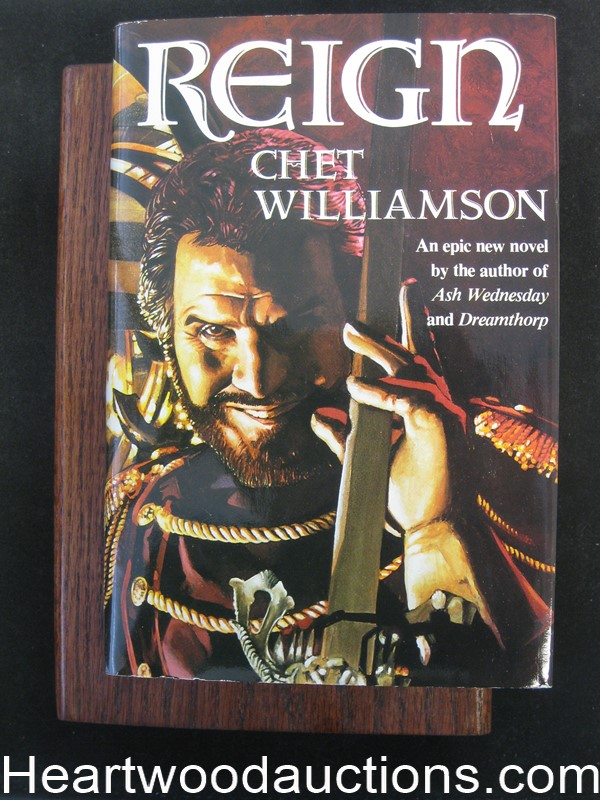 Reign by Chet Williamson (Signed Limited Edition)