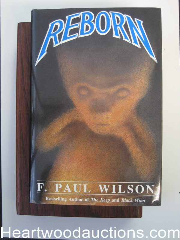 Reborn by F. Paul Wilson  (Signed Limited Edition)