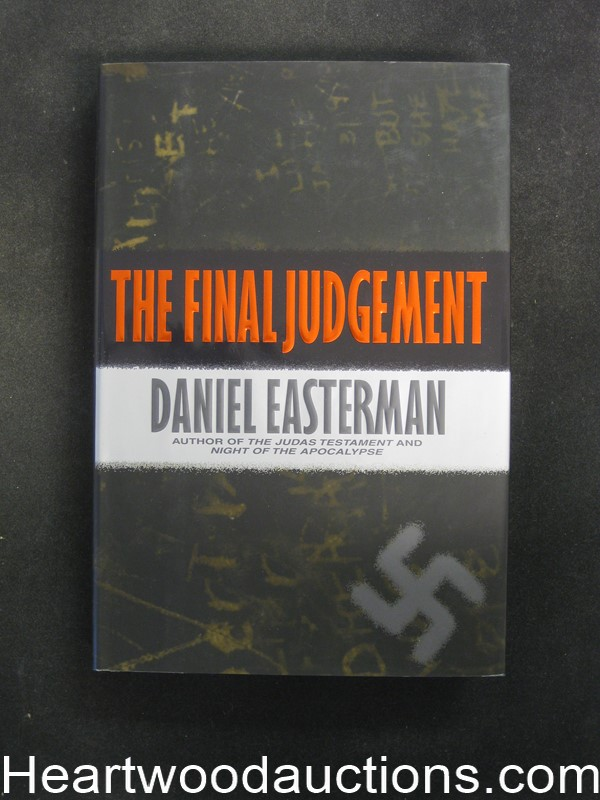 The Final Judgement by Daniel Easterman