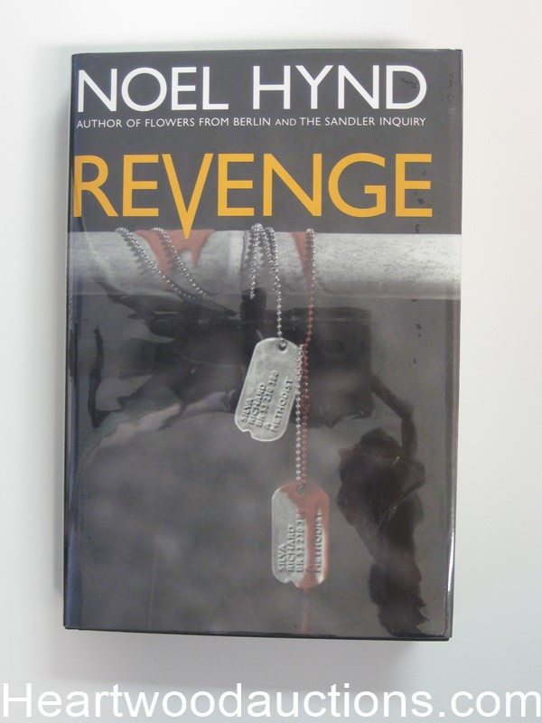 Revenge by Noel Hynd Unread Copy