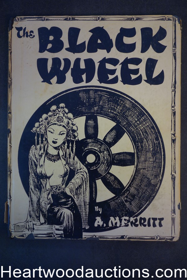 The Black Wheel by A. Merritt (Limited Edition) Hannes Bok
