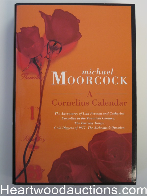 A Cornelius Calender by Michael Moorcock (Signed)