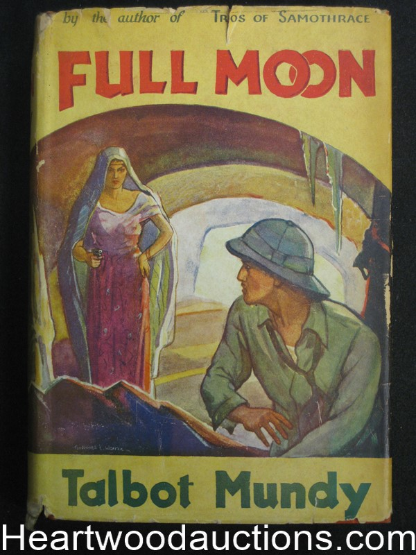 Full Moon by Talbot Mundy