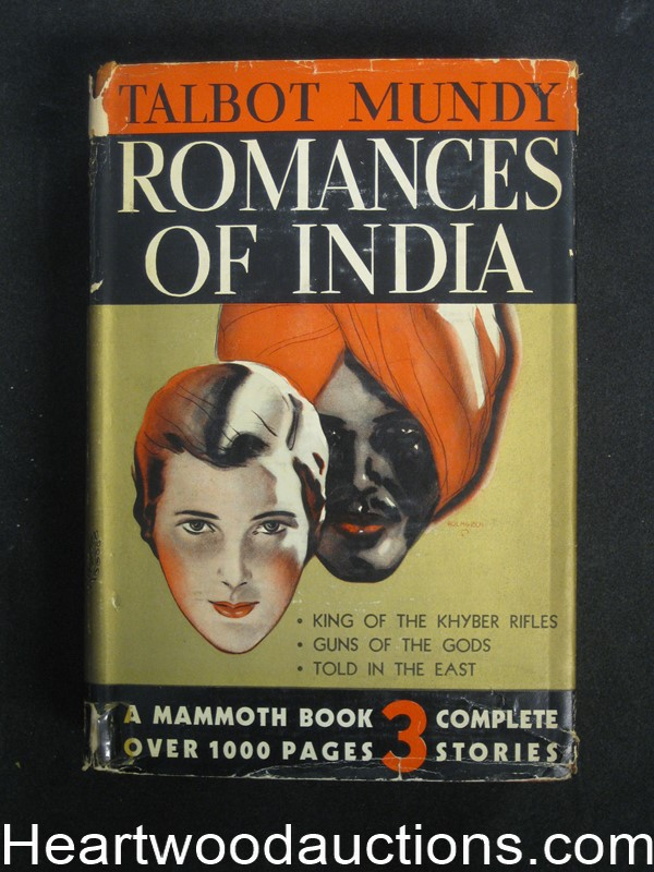 Romances Of India by Talbot Mundy