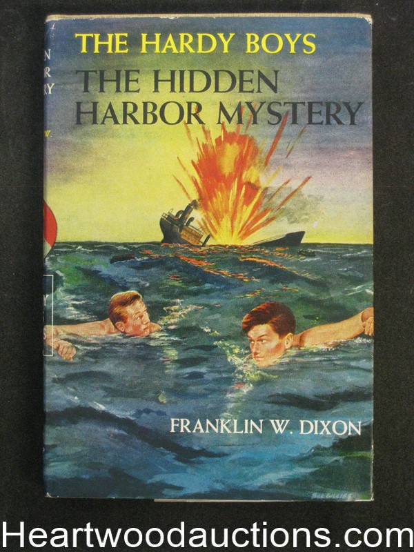 The Hidden Harbor Mystery by Franklin W. Dixon