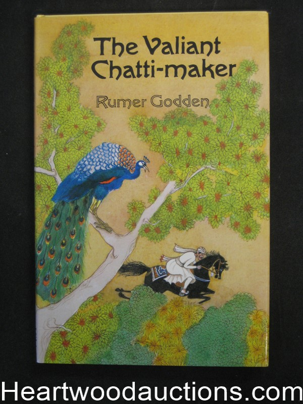 The Valiant Chatti-maker by Rumer Godden As New.