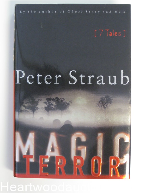 Magic Terror by Peter Straub